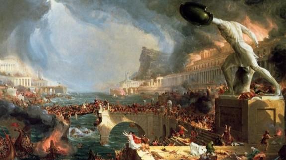 VIVA LA RADIO. Murcia año 2772. ¿Pudo una epidemia contra el Imperio Romano?