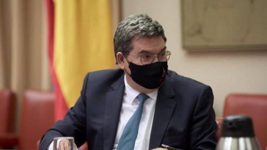 El ministro de Inclusión, Seguridad Social y Migraciones, José Luis Escrivá. EUROPA PRESS