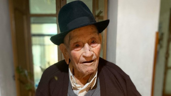 VÍDEO | El Tío Juan Rita cumple 108 años el próximo viernes