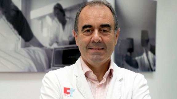 Marcos López Hoyos. Presidente de la Sociedad Española de Inmunología