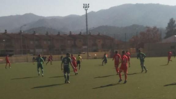 El Palmar vence 1-0 a Los Garres