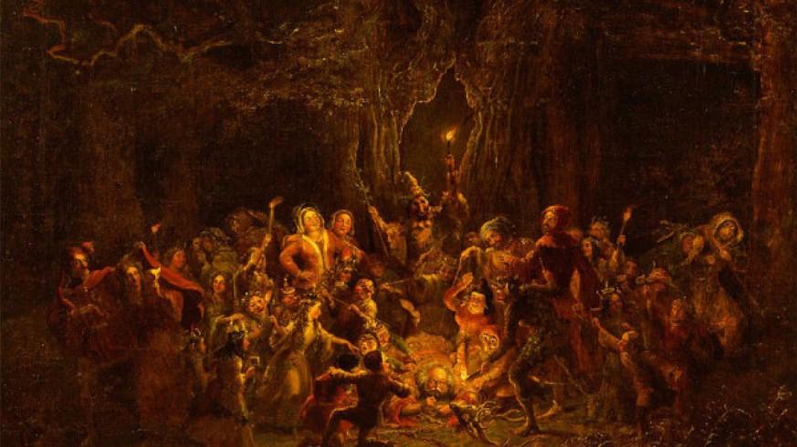 VIVA LA RADIO. Los Dioses deben estar locos. Samhain, la fiesta pagana de origen celta que se convirtió al cristianismo