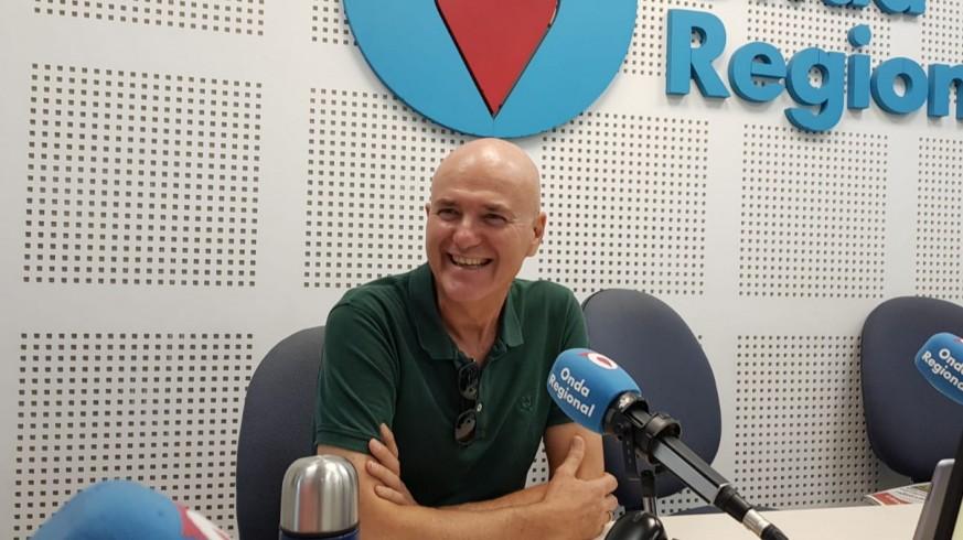 VIVA LA RADIO. En camisa de once varas. Javier Parra, nuevo secretario general del Tribunal Superior de Justicia de la Región