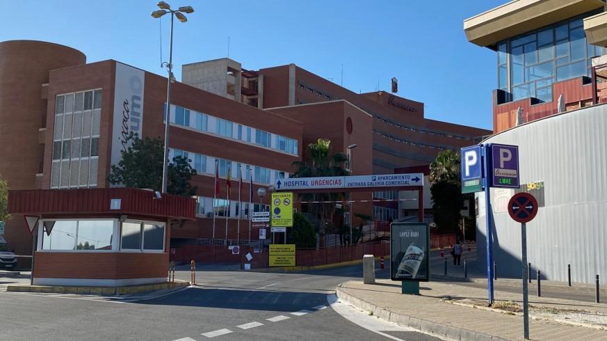 El hospital Virgen de la Arrixaca de Murcia es el 17º con mejor reputación de España