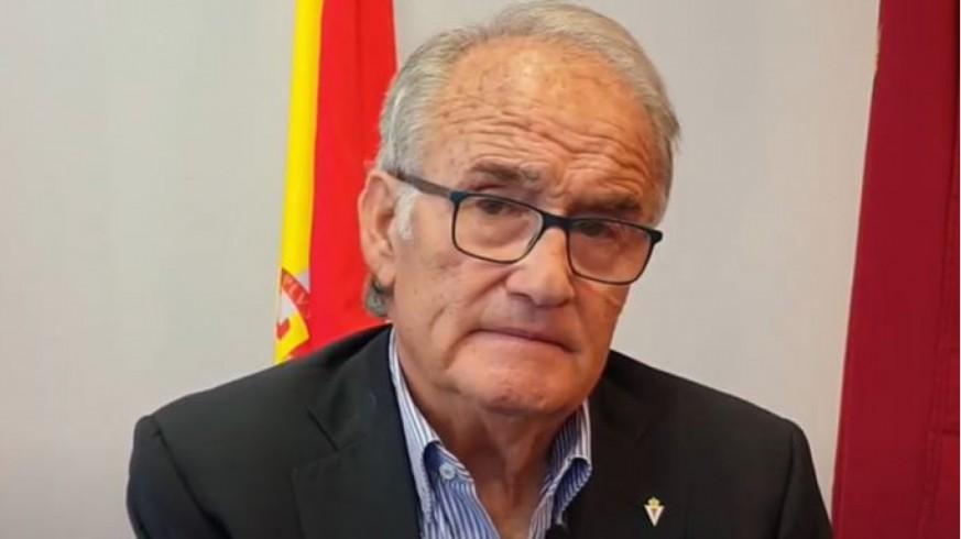 """Vicente Carlos Campillo: """"Los ascensos con el Real Murcia fue lo mejor de mi carrera"""""""