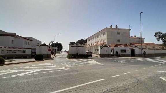 Instalaciones de la Academia General del Aire en San Javier