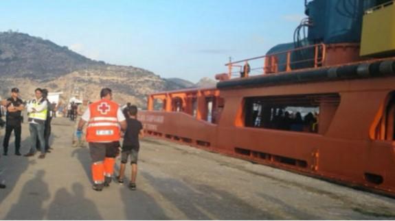 Un menor argelino que estuvo acogido en Murcia en 2018 regresa en patera a la Región