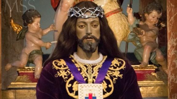 Imagen del Cristo del Rescate
