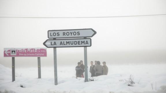 Emergencias atiende en las últimas horas 265 incidentes relacionados con las nevadas