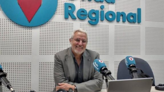 Ángel Pérez Ruzafa, doctor en Biología y Catedrático de Ecología en la Universidad de Murcia