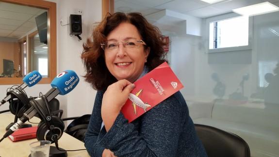 Juana Pérez, presidenta de THADERCONSUMO