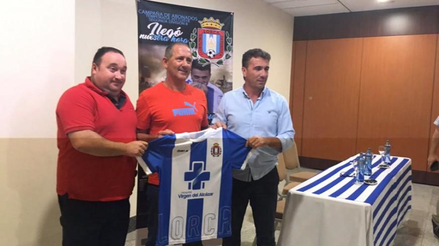 """Manolo Palomeque: """"Conozco a los jugadores. Estoy ilusionado y con ganas de trabajar"""""""