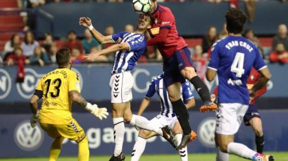 El Lorca cae 1-0 ante Osasuna