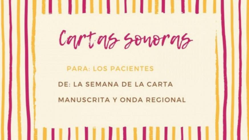 MURyCÍA. Cartas para hacer compañía a los pacientes #11