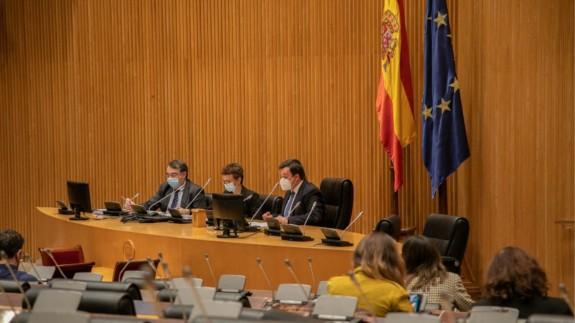 Reunión en el #Congreso del Pacto por la Estabilidad Institucional y lucha contra el transfuguismo político. PSOE CONGRESO