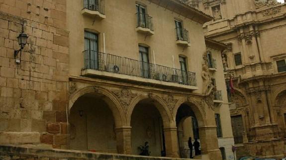 MURyCÍA. Presidente de la Asociación de Artesanos de Lorca