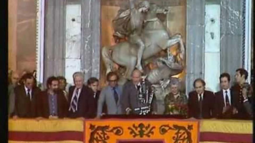 VIVA LA RADIO. Elogio a la palabra hablada. «¡Ciutadans de Catalunya! ¡Ja sóc aquí!» Josep Tarradellas
