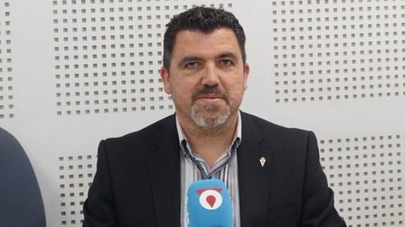 José María Almela, en una visita reciente a Onda Regional