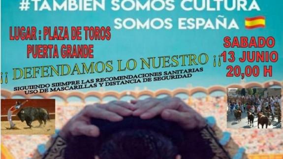 EL ROMPEOLAS. Asociaciones, profesionales y aficionados convocan un 'Paseo taurino'