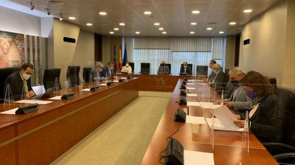 Junta de Portavoces de la Asamblea Regional