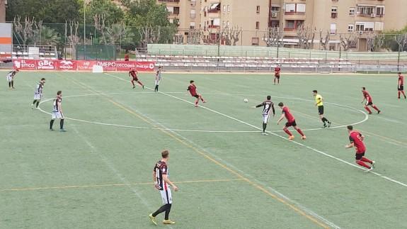 El Cartagena Efesé UCAM se aferra a los puestos de arriba tras vencer al Ciudad de Murcia| 0-1
