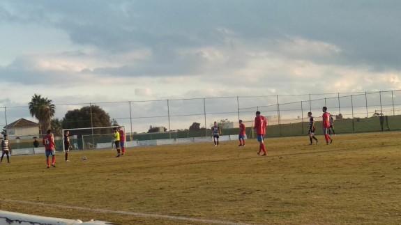 Reparto de puntos entre Cartagena B y Minera| 1-1