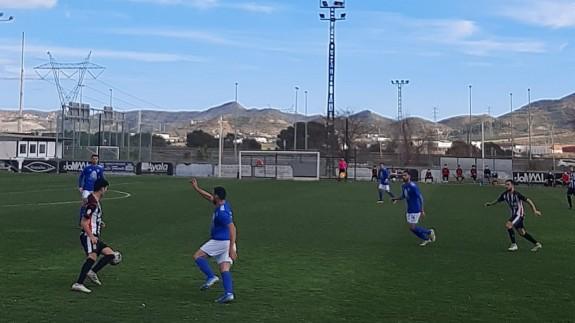 El Cartagena Efesé enlaza su cuarta victoria ante el Huércal-Overa| 1-0