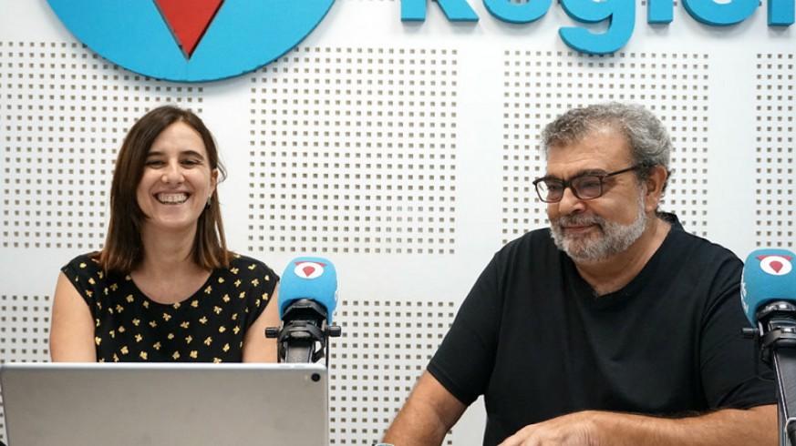 Belén Andreu y José Ramón Salcedo, codirectores del CEBES