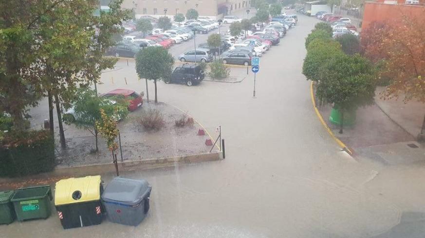 Lluvia este jueves por la mañana en cARAVACA