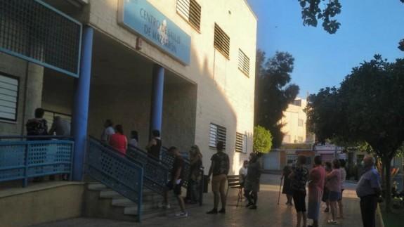 Centro de Salud de Mazarrón. ORM