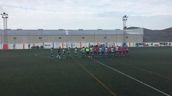 La Minera vence 2-1 a Los Garres