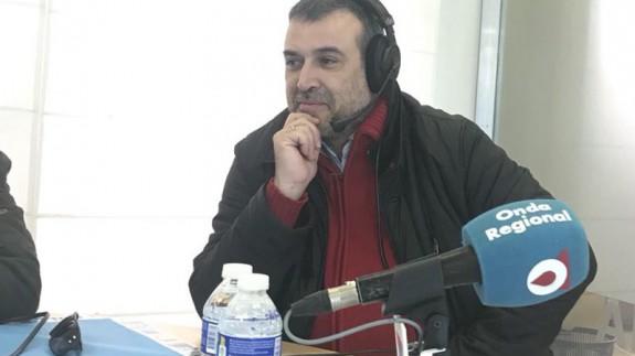 Fernando Campillo en el MUSAX