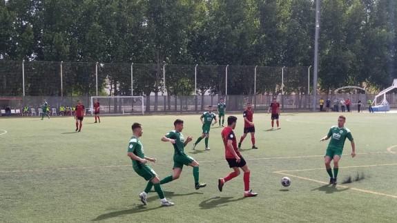 Tablas entre Churra y Ciudad de Murcia 1-1