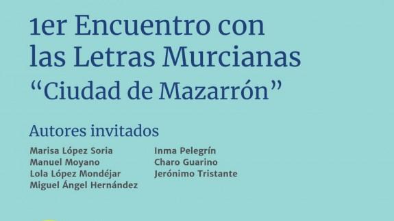 EL MIRADOR. Cambia de sede el primer encuentro de las letras murcianas en Mazarrón