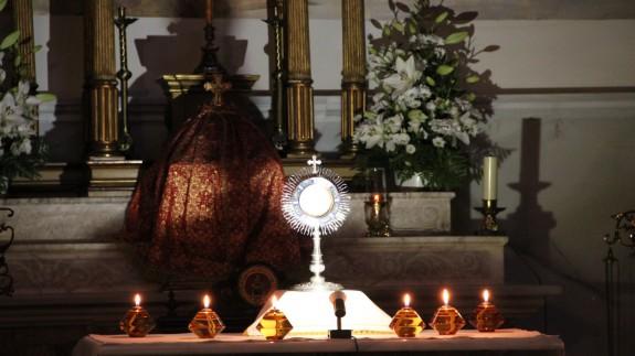 El obispo de Cartagena suspende las celebraciones litúrgicas públicas