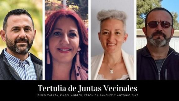 EL MIRADOR. Tertulia de presidentes de Juntas Vecinales