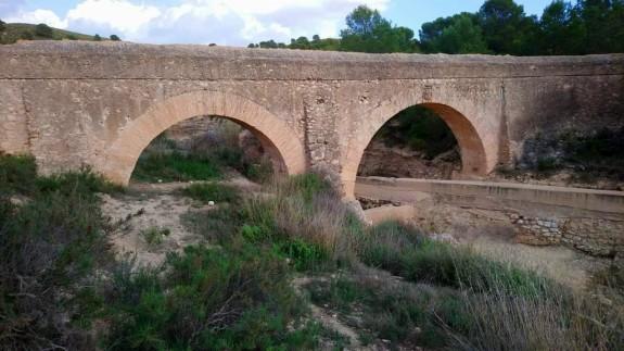 Acueducto de Zarzadilla de Totana
