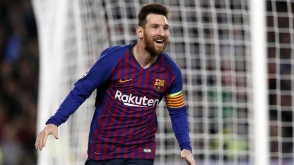 Leo Messi anuncia que se queda en el Barcelona