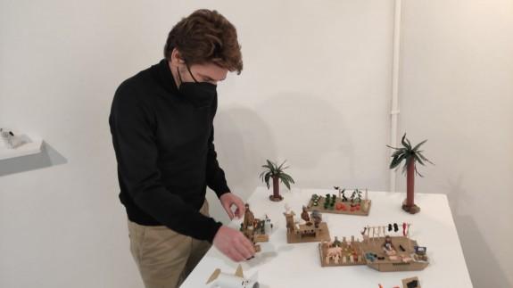 TURNO DE NOCHE. Un proyecto artístico acerca el patrimonio cultural a los niños