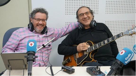 Ginés Martínez y Salvador Martínez