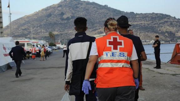 Imagen de archivo de Cruz Roja