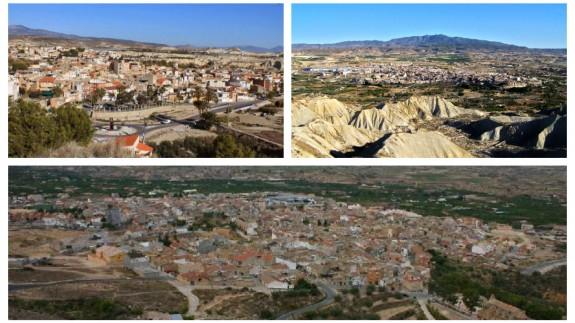 Imágenes de Albudeite, Campos del Río y Pliego