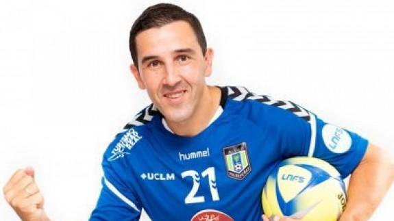 """José Ruiz, jugador del Valdepeñas:"""" Hay que mantener la calma, es responsabilidad de todos que esto vuelva a la normalidad"""""""