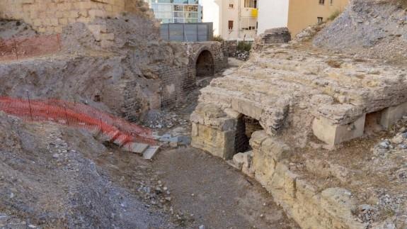 Comienza la cuarta fase de rehabilitación del Anfiteatro Romano de Cartagena