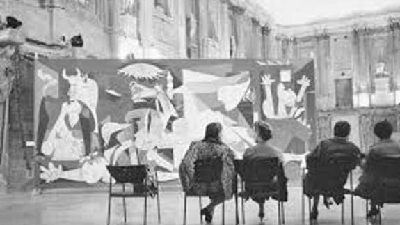 MURyCÍA. Exposición sobre Picasso y el Guernica