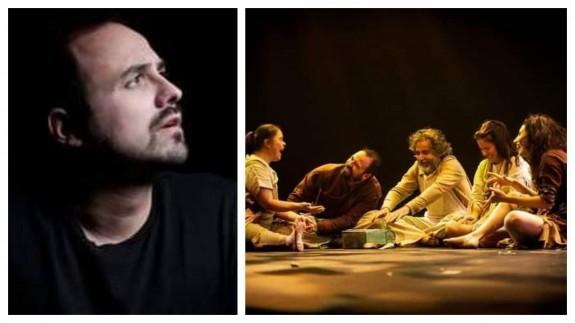 PLAZA PÚBLICA. Mamá, quiero ser artista. Javier Ruano, Actor, escritor, director teatral... ciego