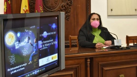 TARDE ABIERTA. Científicas lorquinas protagonizarán la campaña de visualización con motivo del Día Internacional de la Mujer y la Niña en la Ciencia