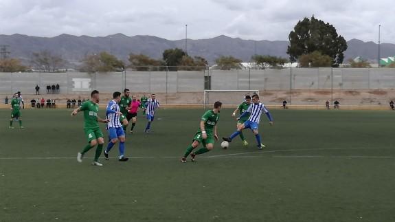 El Águilas gana 1-0 al Minerva