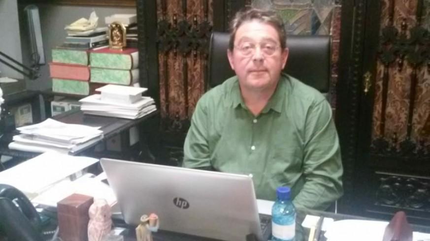 Liborio Ruiz, director Casa de la Cultura de Yecla