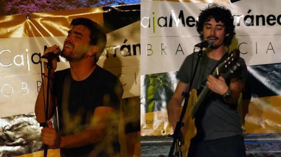 David Moya y Fran Ropero
